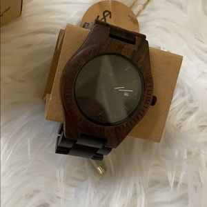 ❗️SALE❗️Bewell Maple Wood watch